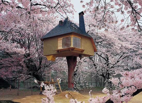 Arquitetura fascinante - Casa flutuante do Arquiteto Terunobu Fujimori 2