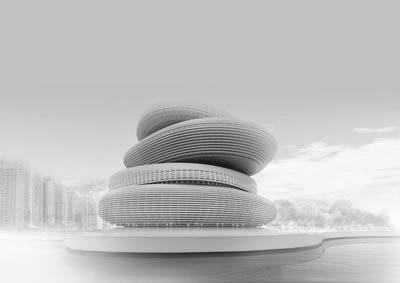 Início de um conceito que abrange múltiplos espaços - Arquitetura com mais de 50