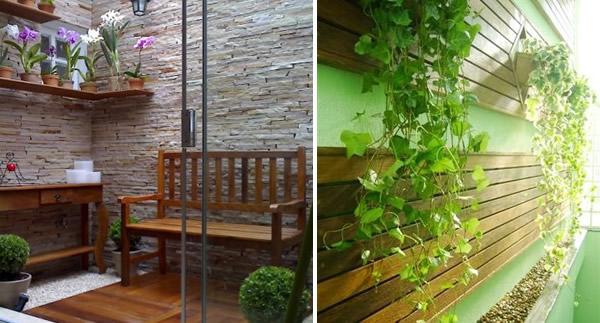 Ideias e dicas para montar um jardim de inverno para cultivar plantas