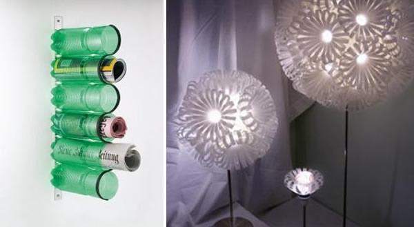 Reciclar para decorar: objetos de decoração Viver Bem Agora