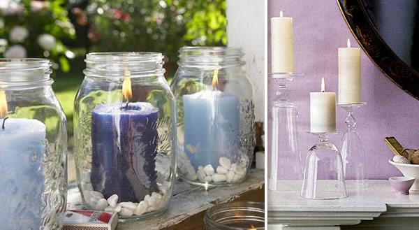 Decora o viver bem agora empreendimentos imobili rios - Reciclar objetos para decorar ...