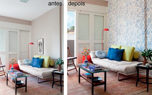 Dicas de como utilizar papéis de parede com muito estilo e sofisticação