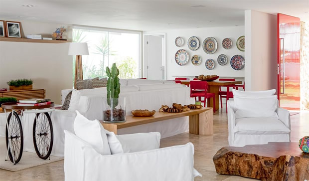 Vinzon Decoracion Living ~ Filosofia de Interiores Aparadores na decora??o