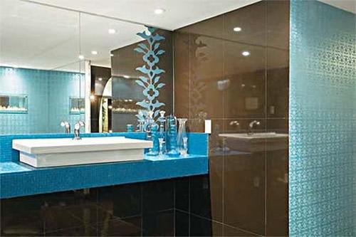 Banheiros sustentáveis 9 projetos que brilharam em mostras de decoração Vive -> Banheiros Decorados Roca