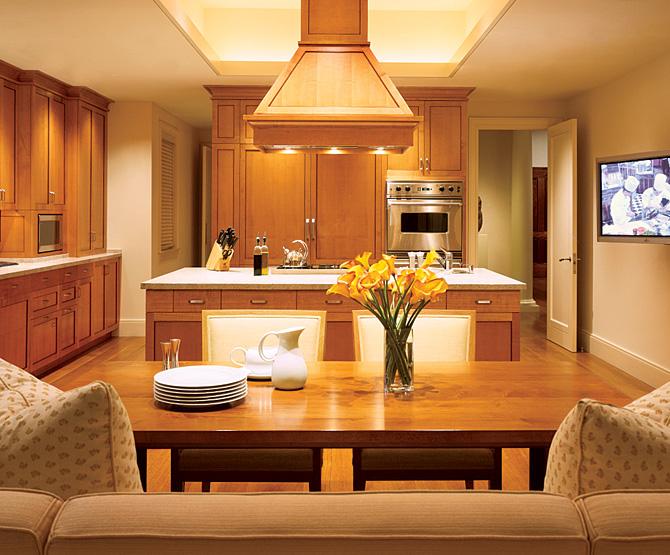 Equilíbrio a cozinha também é lugar para o Feng Shui