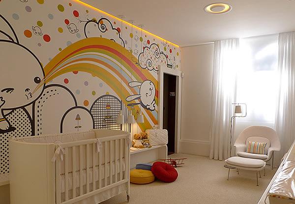 Inspiração do dia 5 sugestões para quartos de bebê home
