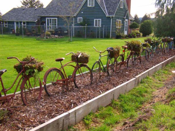 Duas bicicletas são melhores do que um, mas que se você tiver mais