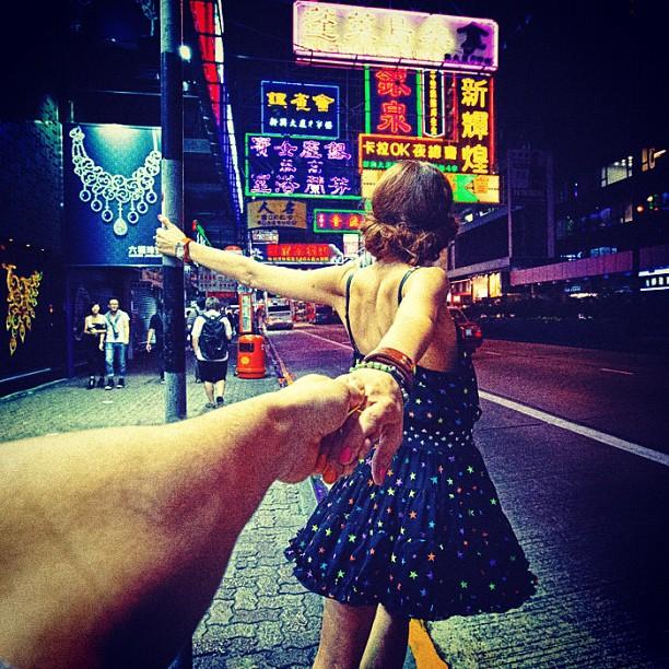 Casal cria projeto chamado Follow Me e tira fotos pelo mundo todo 0