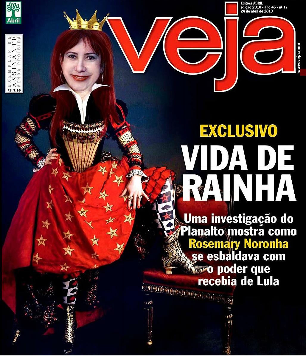 Casa Livre de obstáculos - Veja 2013.04.29 capa