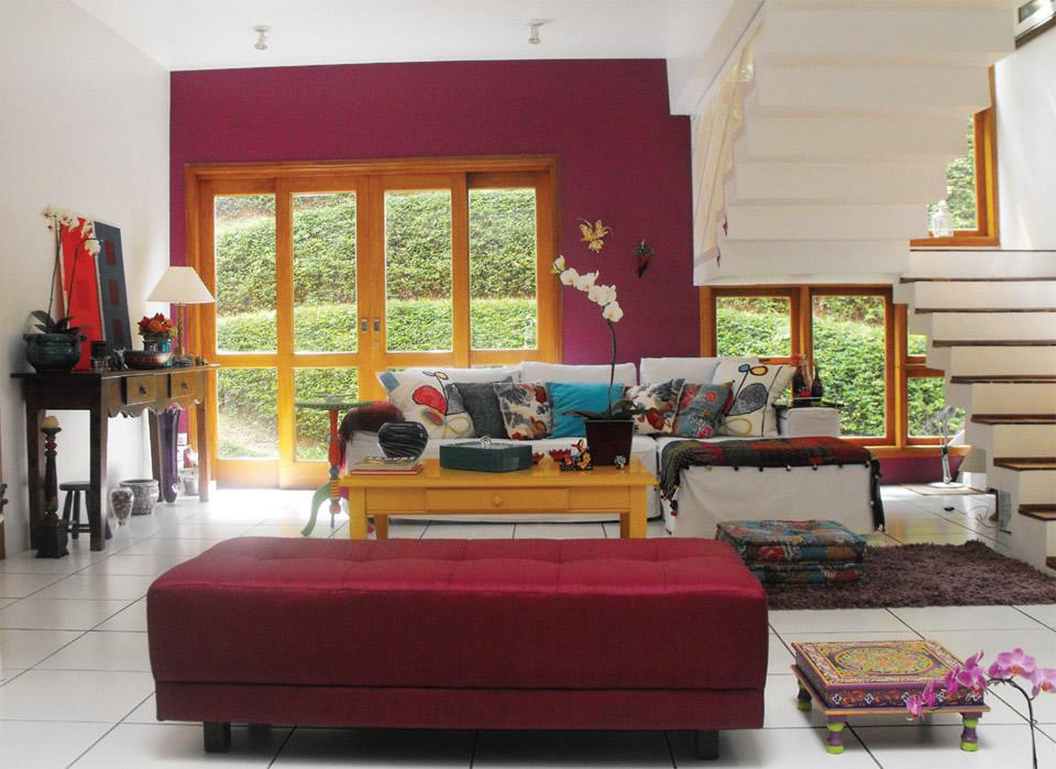 Sala De Tv Simples E Aconchegante ~ Decoração Viver Bem Agora  Empreendimentos Imobiliários