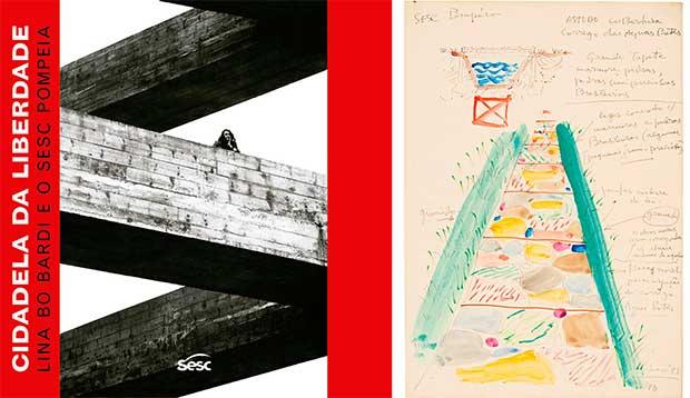 Homenagem para arquitetura de Lina Bo Bardi