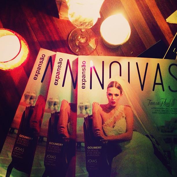 athivabrasil no lançamento da revista Expansão NOIVAS