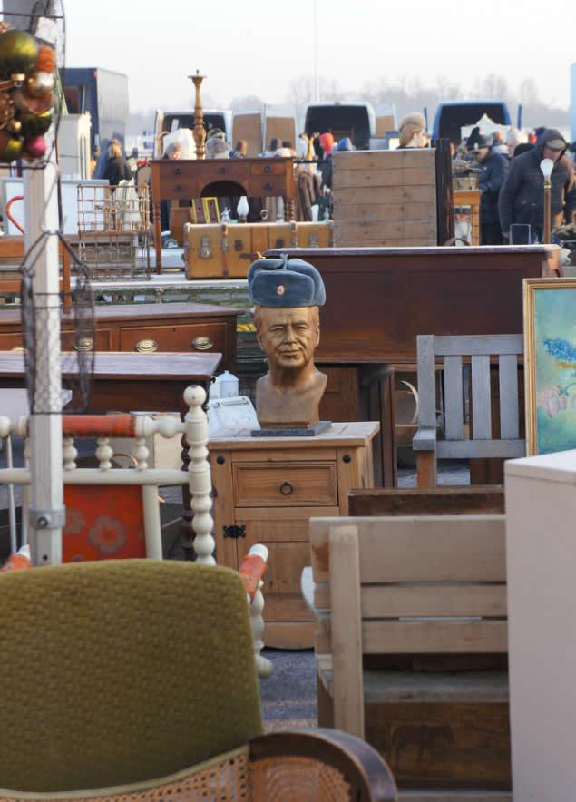 feira de antiguidades - Viver bem Agora 10