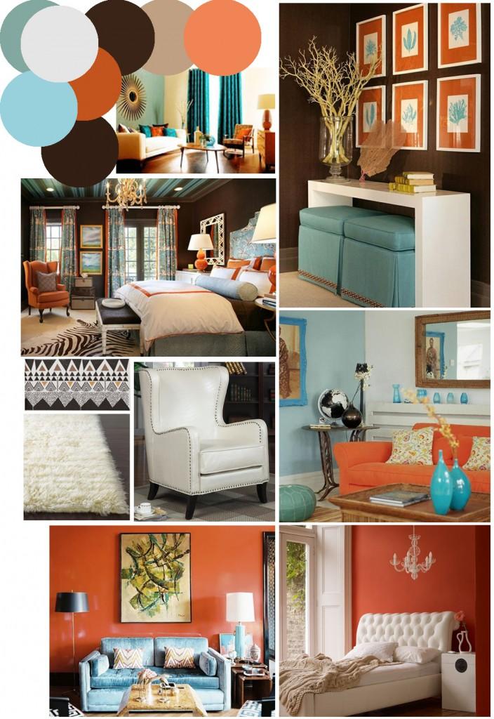 Bedroom Accessories In Duck Egg Blue