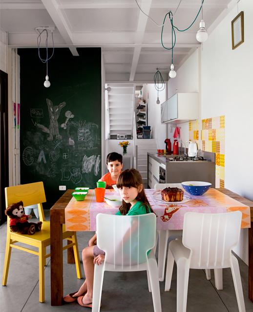 Trabalhar e morar no mesmo lugar - um projeto aconchegante - capa