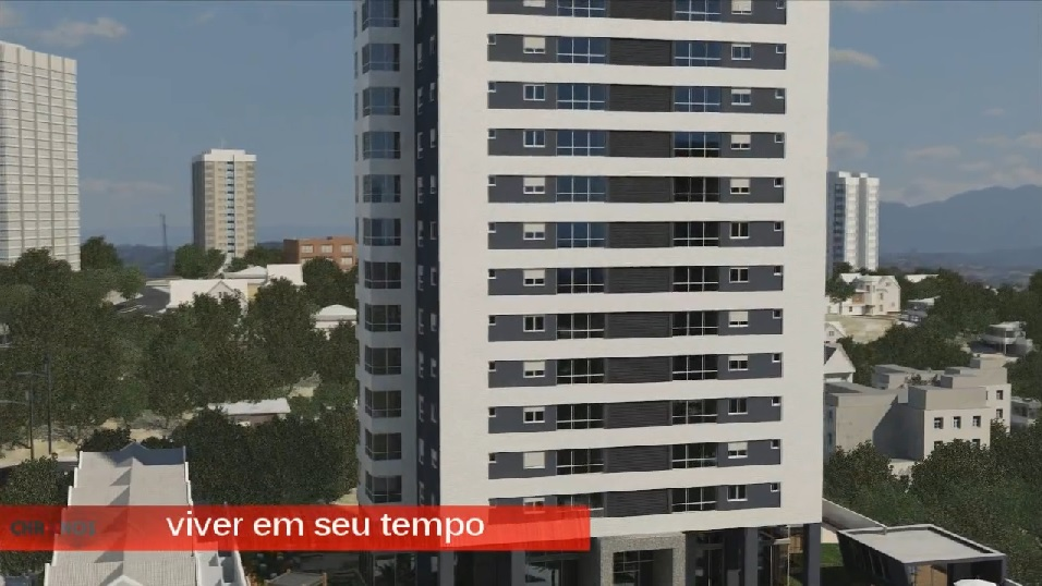 CHRONOS residencial - video do empreendimento