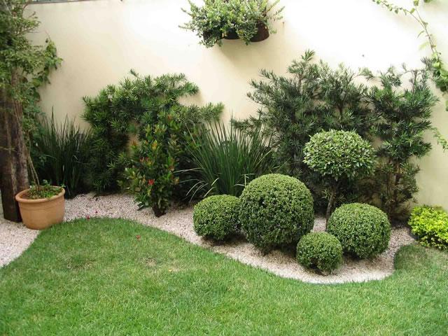 Dicas para decoração do seu jardim