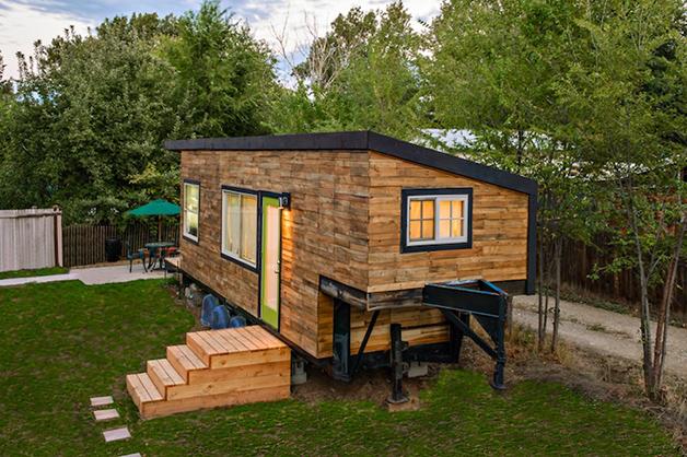 Casa sustentável e de baixo custo