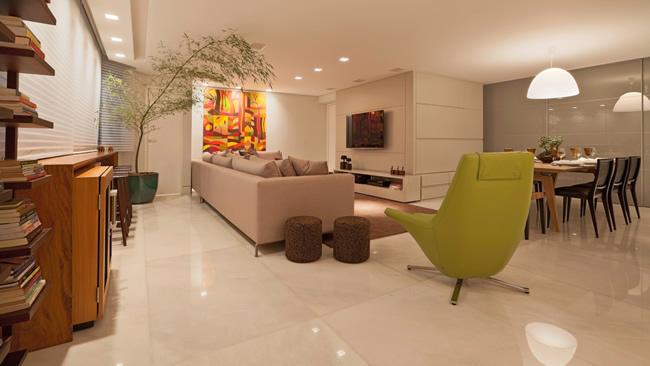Dicas de decoração para sua sala de estar
