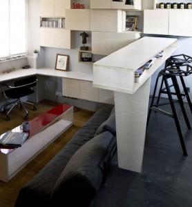Apartamento pequeno mas com espaço