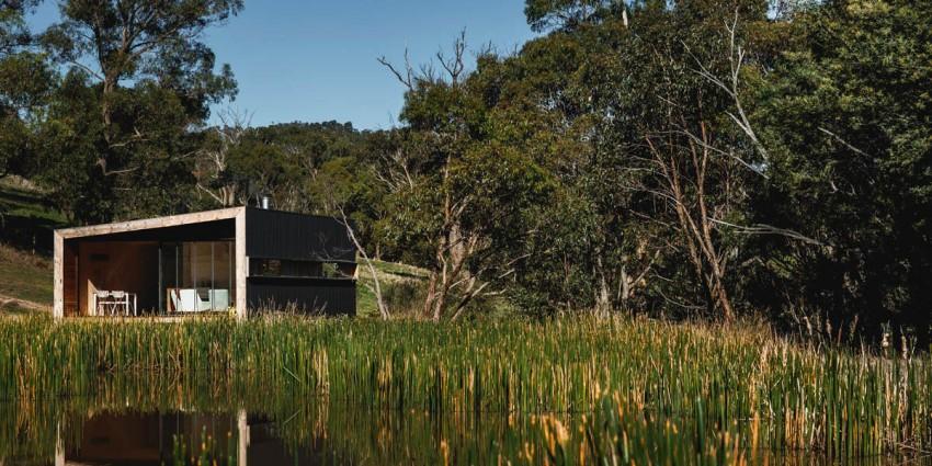 Pump House um refúgio no interior da Austrália