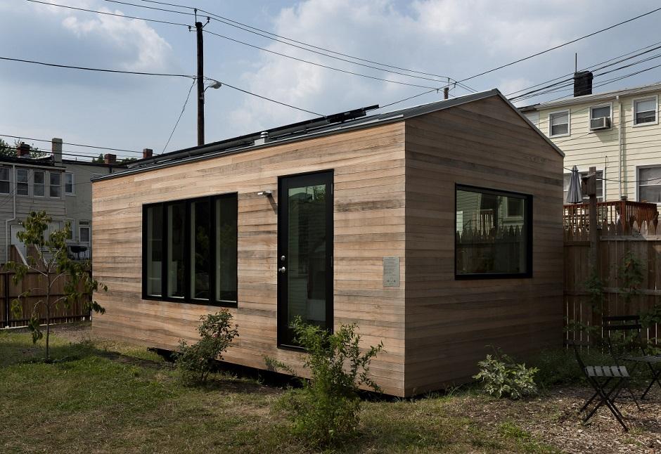 mini casa sustentavel