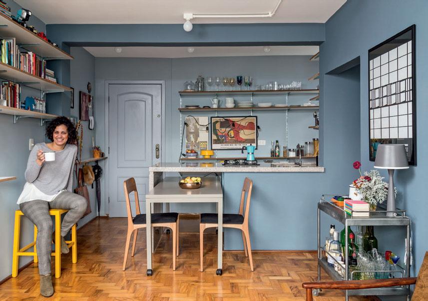 decoracao de jardim gastando pouco:boas ideias para decorar um apartamento pequeno gastando pouco Viver